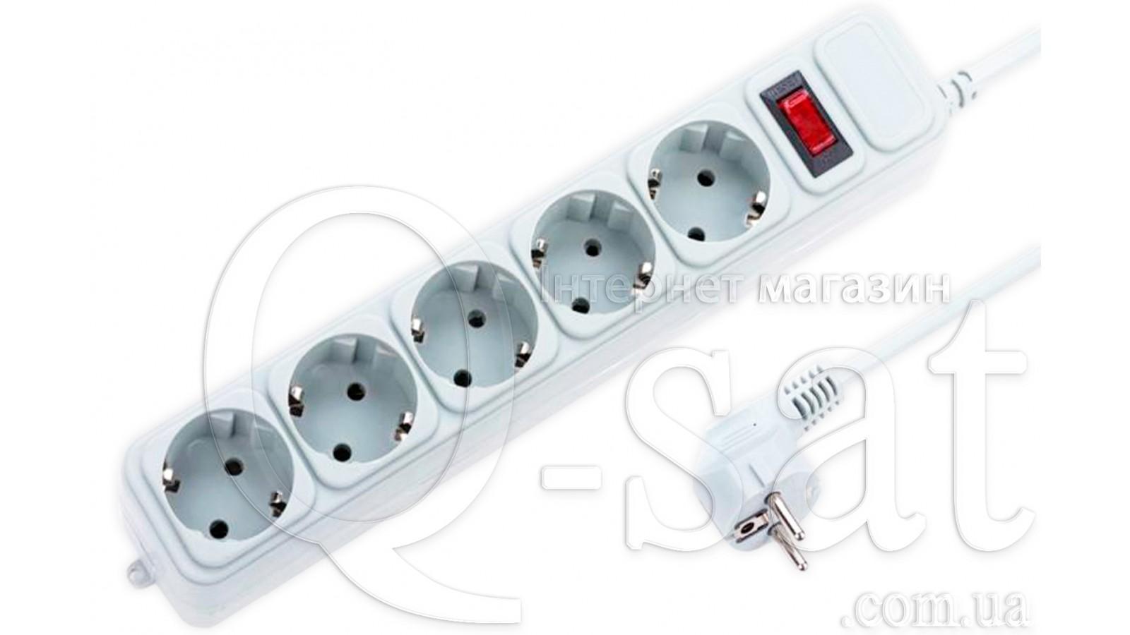 Подовжувач електричний LOGAN SFG5  (5м).