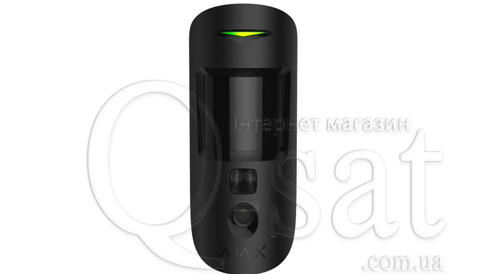 AJAX MotionCam (чорний)